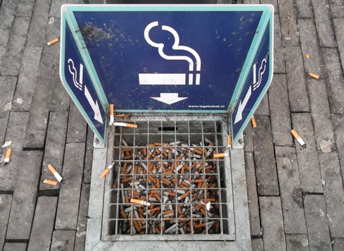 ashtray outside the wtc.png