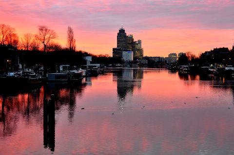 sunset in Amsterdam.jpg